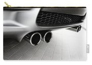 Bmw M3 Exhaust  Carry-all Pouch by Aaron Berg