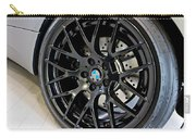 Bmw M3 Wheel Carry-all Pouch by Aaron Berg