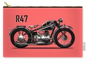 The R47 Motorcycle Carry-all Pouch
