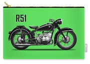 The R51 Motorcycle Carry-all Pouch