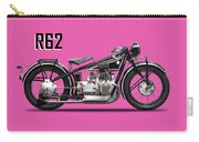 The R62 Motorcycle Carry-all Pouch