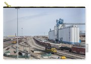 Bnsf Northtown Yard 11 Carry-all Pouch