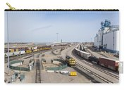 Bnsf Northtown Yard 4 Carry-all Pouch
