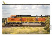 Bnsf Railway Engine Carry-all Pouch