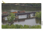 Bnsf Train 6686 A Carry-all Pouch