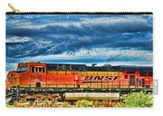 Bnsf Train Hdr Carry-all Pouch