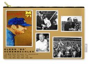 Bo Schembechler Legend Five Panel Carry-all Pouch
