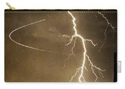 Bo Trek Lightning Art Carry-all Pouch