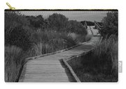 Boardwalk At Talbot Island Carry-all Pouch