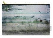 Boardwalk Blues 2- Art By Linda Woods Carry-all Pouch