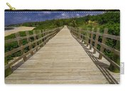Boardwalk In Color Carry-all Pouch