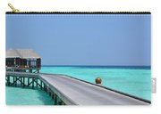 Boardwalk In Paradise Carry-all Pouch