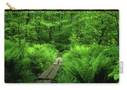 Boardwalk On The Ma At 2 Carry-all Pouch