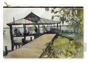 Boardwalk Sarasota Carry-all Pouch