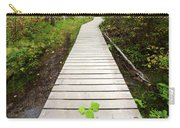 Boardwalk To Backguard Falls In British Columbia Carry-all Pouch