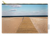 Boardwalk To The Ocean Carry-all Pouch