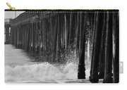 Boardwalk Waves Carry-all Pouch