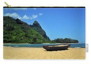 Boat And Bali Hai Carry-all Pouch