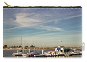 Boat Dock On The Bay Carry-all Pouch