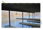 Boat House At Sweet Briar Carry-all Pouch