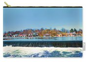 Boat House Row From Fairmount Dam Carry-all Pouch