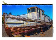 Boat In Dry Dock Carry-all Pouch