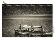 Boat - Lago De Coatepeque, El Salvador Carry-all Pouch