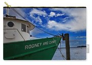 Boat Love In Apalachicola Carry-all Pouch