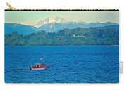 Boat On Llanquihue Lake From Puerto Varas-chile Carry-all Pouch