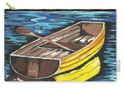 Boat Reflections Carry-all Pouch