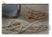 Boat Ropes Carry-all Pouch