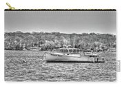 Lobster Boat Mount Sinai Harbor Li.ny Carry-all Pouch