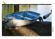 Boat Under The Bridge Carry-all Pouch