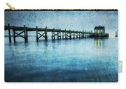 Boathouse Blue Carry-all Pouch