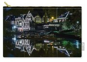 Boathouse Row Eight By Ten Carry-all Pouch