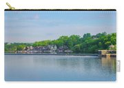 Boathouse Row From Mlk Drive - Philadelphia Carry-all Pouch