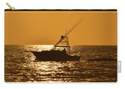 Boating And Fishing Carry-all Pouch