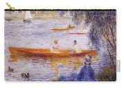 Boating At Argenteuil 1873 Carry-all Pouch