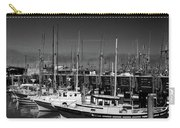 Boats At Fisherman's Wharf - San Francisco Carry-all Pouch