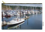 Boats At Friday Harbor Carry-all Pouch