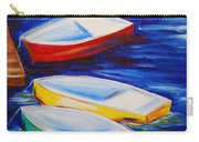 Boats At The Dock Carry-all Pouch