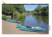 Boats At The Ready Carry-all Pouch
