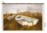 Boats By Causeway Carry-all Pouch
