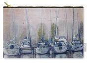 Boats In A Row Carry-all Pouch