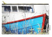 Boats In The Garden Carry-all Pouch