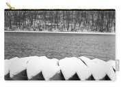 Boats - Lower Twin Lake Bw Carry-all Pouch