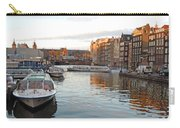 Boats Of Amsterdam Carry-all Pouch