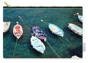 Boats On A Line Carry-all Pouch