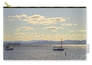 Boats On Lake Champlain Vermont Carry-all Pouch