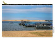Boats On Silver Lake Michigan Carry-all Pouch